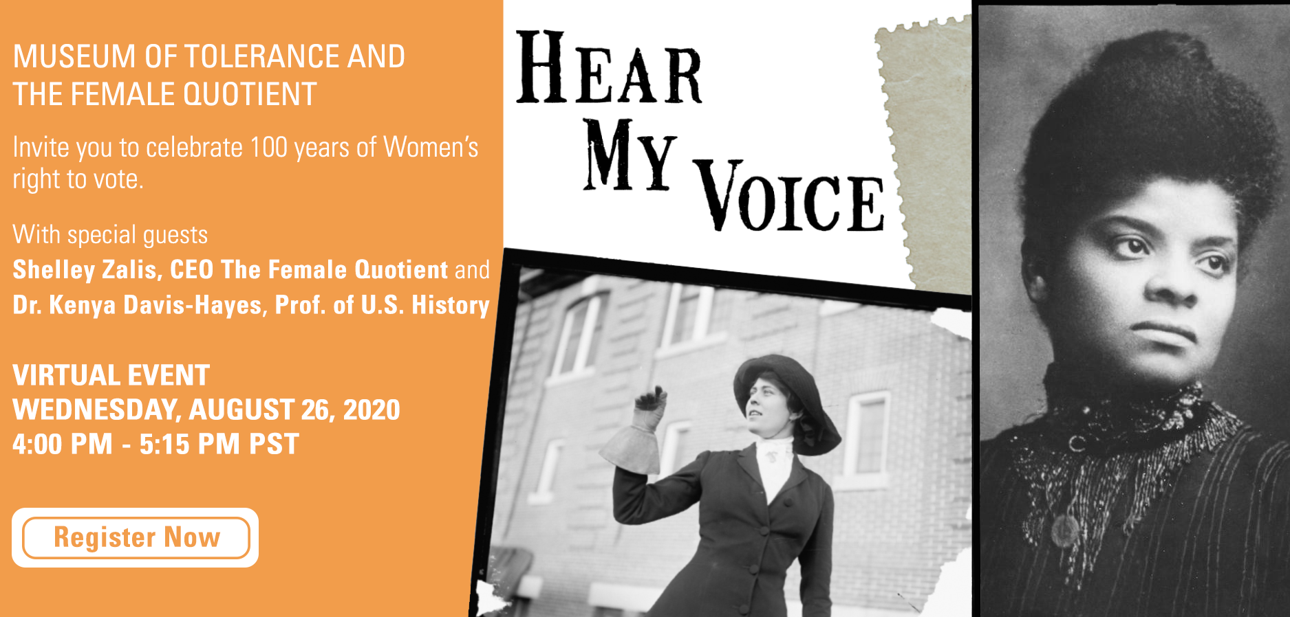 Hear My Voice: Fighting for Women's Right to Vote 2